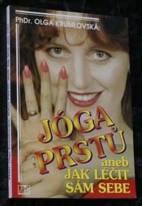 náhled knihy - Jóga prstů, aneb, Jak léčit sám sebe