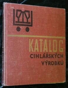 náhled knihy - Katalog cihlářských výrobků