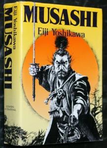 náhled knihy - Musashi