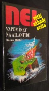 náhled knihy - Vzpomínky na Atlantidu