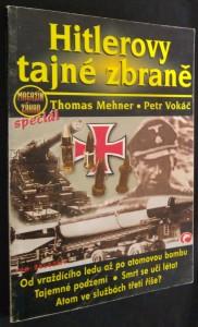 náhled knihy - Hitlerovy tajné zbraně