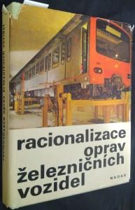 náhled knihy - Racionalizace oprav železničních vozidel