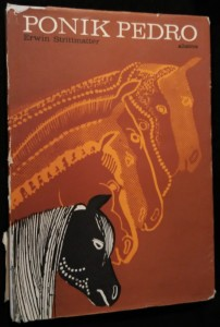 náhled knihy - Poník Pedro