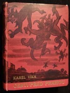náhled knihy - Čerti před Prahou : pekelná galejáda