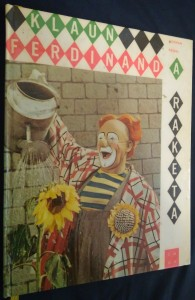 náhled knihy - Klaun Ferdinand a raketa