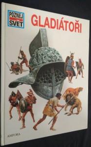 náhled knihy - Gladiátoři