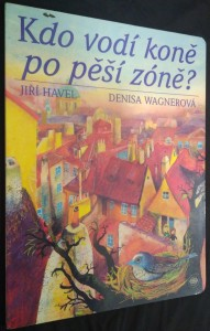 náhled knihy - Kdo vodí koně po pěší zóně?