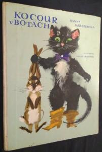 náhled knihy - Kocour v botách : Volně zprac. bajka podle Ch. Perraulta