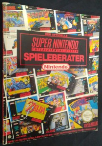 náhled knihy - Super Nintendo, Entertainment system, Spieleberater