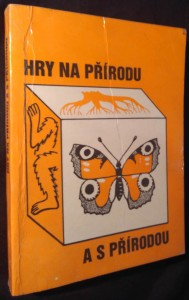 náhled knihy - Hry na přírodu a s přírodou