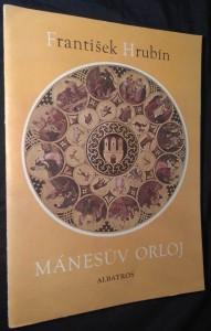 náhled knihy - Mánesův orloj : verše k obrazům Josefa Mánesa