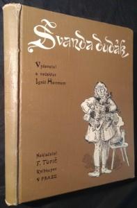 náhled knihy - Švanda dudák