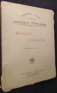 náhled knihy - Bodláčí s Parnassu : básně Jaroslava Vrchlického (1890-1892