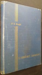 náhled knihy - U sibiřské armády