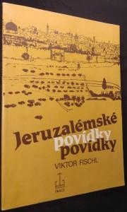 náhled knihy - Jeruzalémské povídky
