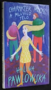 náhled knihy - Charakter mlčel a mluvilo tělo