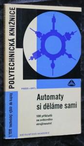 náhled knihy - Automaty si děláme sami : 100 příkladů ze světového strojírenství