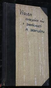 náhled knihy - Výroba ovocných vín v domácnosti a destilátu