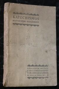 náhled knihy - Katechismus katolického náboženství