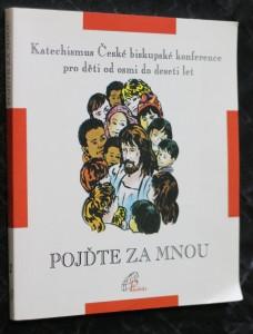 náhled knihy - Pojďte za mnou : určeno dětem ve věku od osmi do deseti let, jejich rodičům, kněžím, katechetům a všem ostatním, kteří s dětmi pracují Catechismo della Conferenza Episcopale Italian