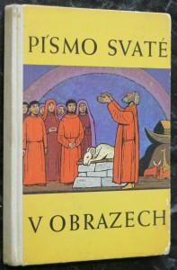 náhled knihy - Písmo svaté v obrazech
