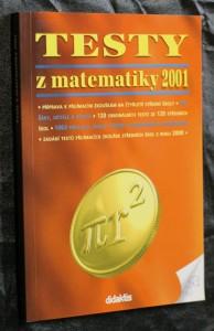 náhled knihy - Testy z matematiky 2001
