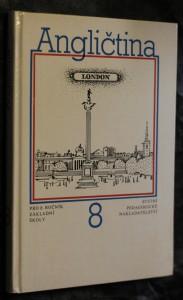 náhled knihy - Angličtina pro 8. ročník základní školy