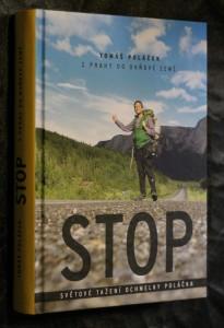 náhled knihy - Stop : světové tažení ochmelky Poláčka z Prahy do Ohňové země