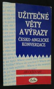 náhled knihy - Užitečné věty a výrazy česko-anglické konverzace