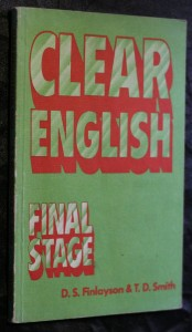 náhled knihy - Clear English - Final Stage