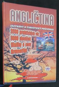 náhled knihy - Angličtina : jazykový a turistický průvodce