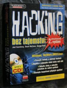 náhled knihy - Hacking bez tajemství