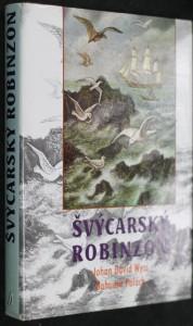 náhled knihy - Švýcarský Robinzon
