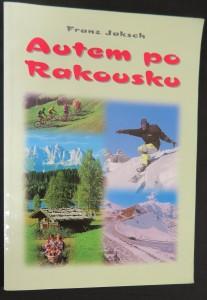 náhled knihy - Autem po Rakousku
