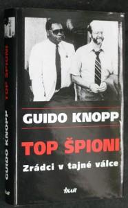 náhled knihy - Top špioni