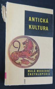 náhled knihy - Antická kultura