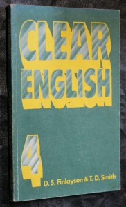 náhled knihy - Clear English 4