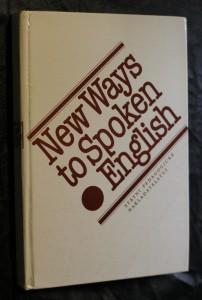 náhled knihy - New ways to spoken English : učebnice pro vyučování anglické konverzace na jazykových školách