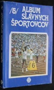 náhled knihy - Album slávnych športovcov. [Diel] 5