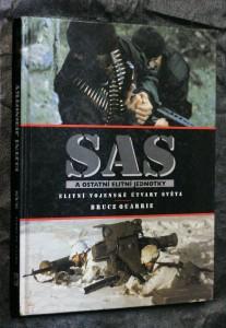 náhled knihy - SAS a ostatní elitní jednotky