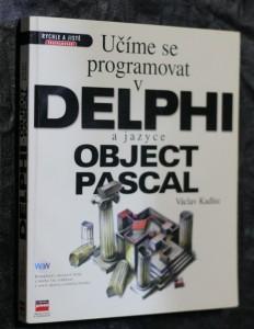 náhled knihy - Učíme se programovat v Delphi a jazyce Object Pascal