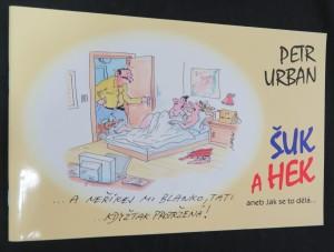 náhled knihy - Šuk a hek, aneb, Jak se to dělá