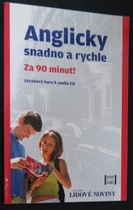 náhled knihy - Anglicky snadno a rychle, za 90 minut!