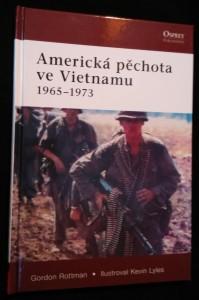 náhled knihy - Americká pěchota ve Vietnamu 1965-1973