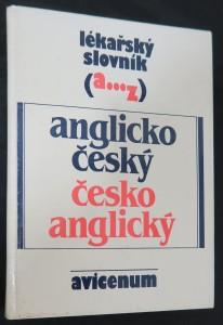 náhled knihy - Lékařský slovník anglicko-český, česko-anglický
