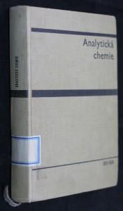 náhled knihy - Analytická chemie : Vysokošk. učebnice