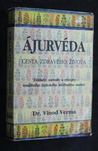 náhled knihy - Ájurvéda : cesta zdravého života : základy, metody a recepty tradičního indického léčebného umění