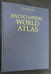 náhled knihy - Encyklopedic World Atlas
