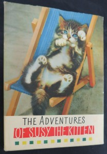 náhled knihy - The Adventures if Susy The Kitten