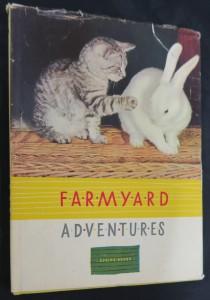 náhled knihy - Farmyard adventures